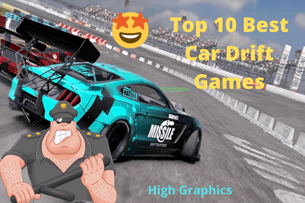 Car Drift Games- Racing and Drift in High Graphics