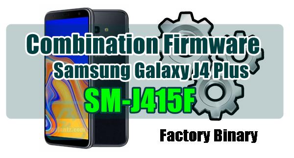 firmware combination samsung j4 plus