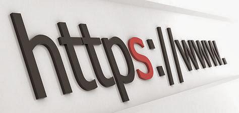 HTTPS blog widget