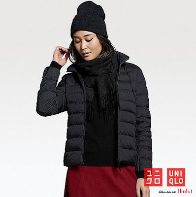 Mua áo khoác giữ nhiệt Uniqlo Nhật Bản chính hãng