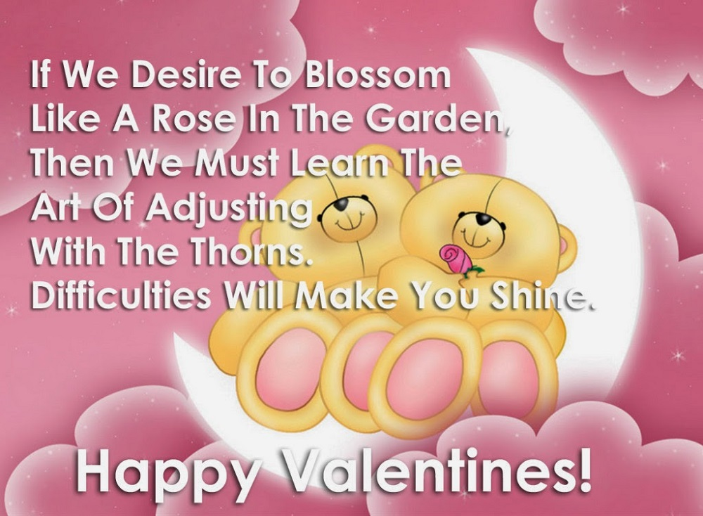 Happy**] Valentines Day Quotes For Her/Him ~ Happy Valentines Day ...
