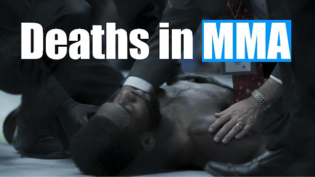 Deaths in MMA