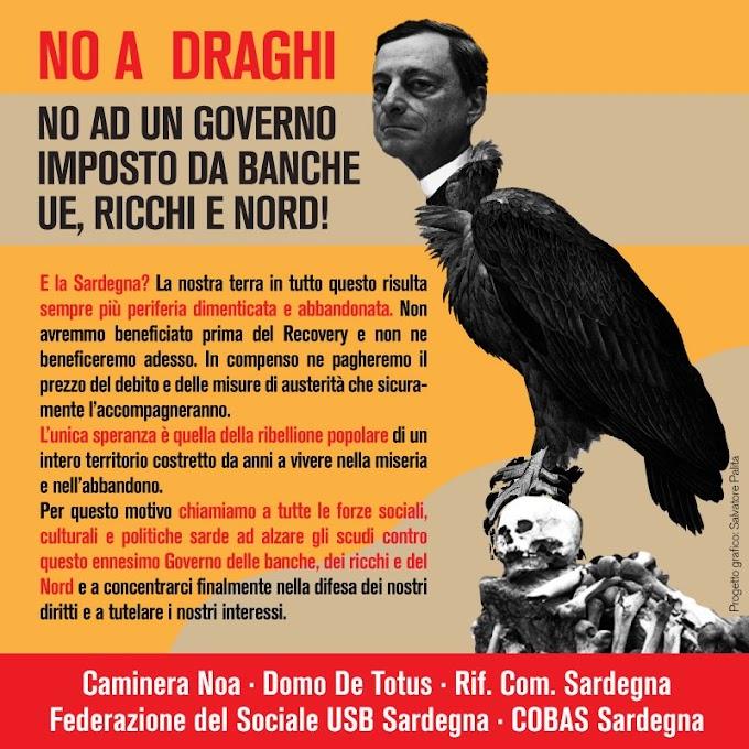 Non bisogna fidarsi dell'avvoltoio