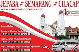 Travel Kencana Jepara Semarang