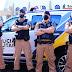Prefeitura de Sarandi recebe veículo para a Polícia Militar na manhã desta sexta-feira (03)