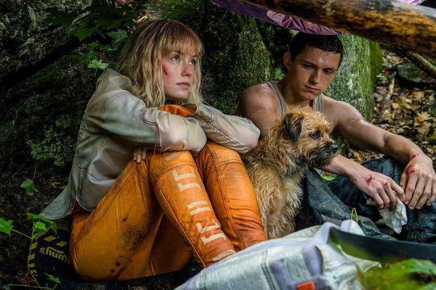 Lionsgate покажет экранизацию романа «Поступь хаоса» в марте - отрывок из фильма внутри