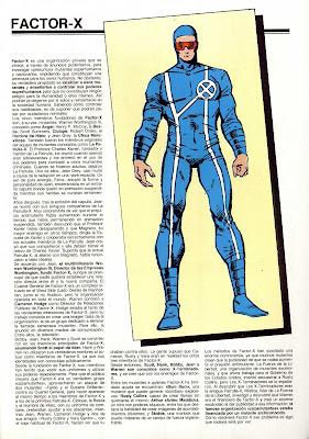 Factor X Marvel Comics