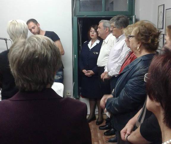 Τελετή Αγιασμού και Απονομής Ευρωπαϊκών Διπλωμάτων Πρώτων Βοηθειών στο Άργος