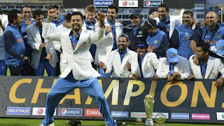 England vs India Final ICC Champions Trophy (CT) 2013 Highlights