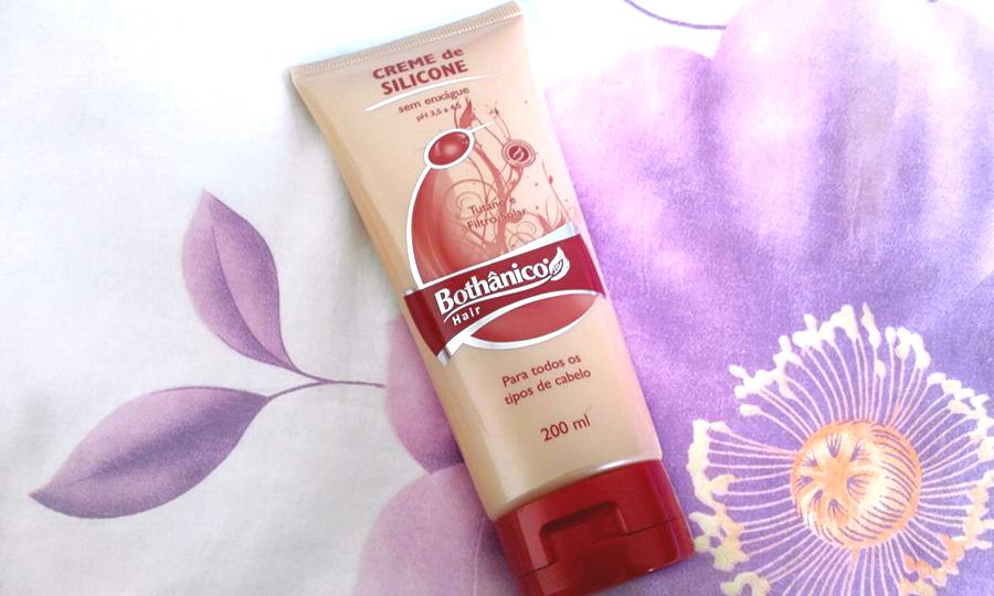 Bothânico Hair - Creme de Silicone