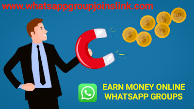 Earn Money Online WhatsApp Group Joins Link