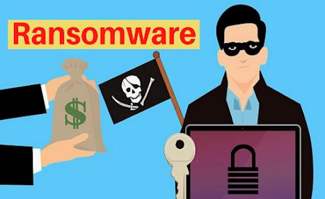 فيروس الفدية Ransomware أنواعه وكيفية الحماية منه