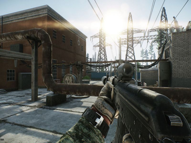 Escape from Tarkov Highly Compressed Free Download
