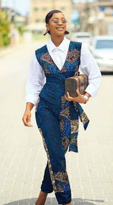 Best Ankara styles for workplace
