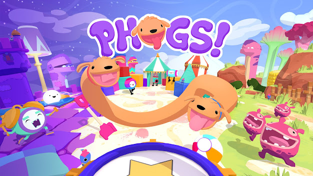 PHOGS! Review - A nice puzzle game that stretches too much