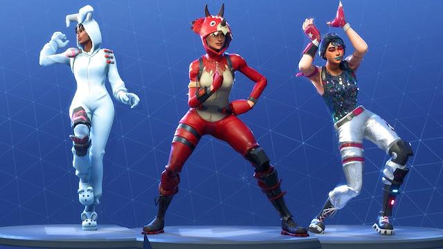 Gerçek Hayattaki En İyi Fortnite Dansları!