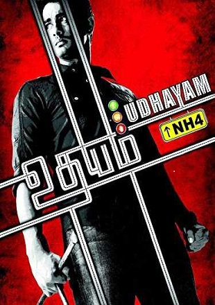 Udhayam NH4 2013 Hindi Dubbed Movie Download HDRip 720p Dual Audio ESub UNCUT