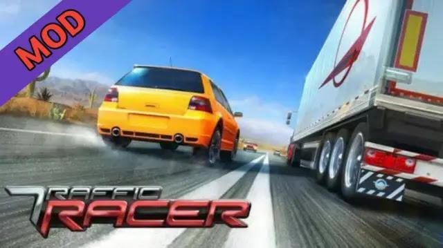 تحميل لعبة traffic racer مهكرة 2021 من ميديا فاير - مستعجل
