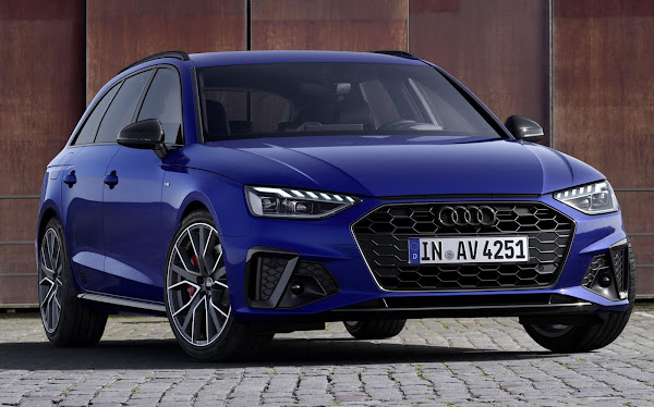 Audi A4 2022 - no top 5 mais vendido premium Europa
