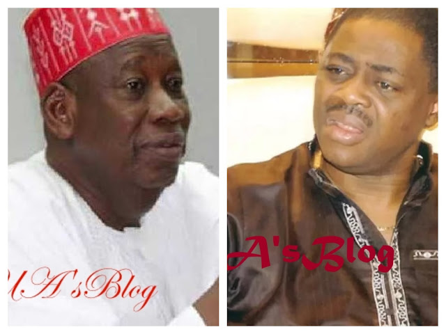 Fani-Kayode attacks Ganduje for asking for relaxation of lockdown