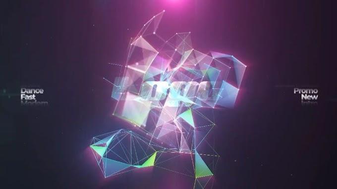 Neon Logo Reveal Premiere Pro Template