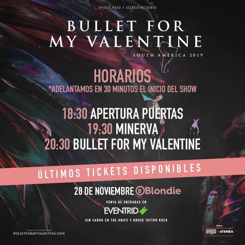 Ranking Los 10 Mejores Temas De Bullet For My Valentine