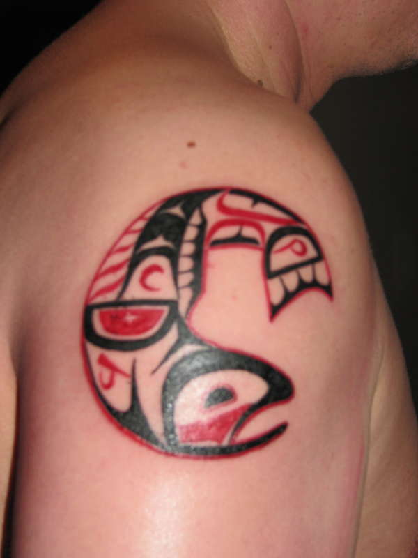 haida tattoo design ideas photos images pictures (2)