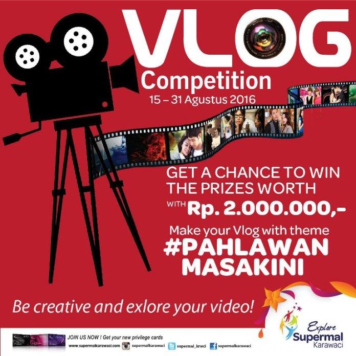 #PahlawanMasaKini Vlog Competition Supermal Karawaci (DL September 2016)