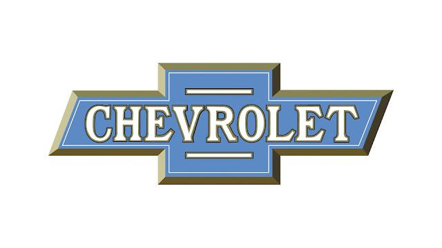 Todos os logos Chevrolet