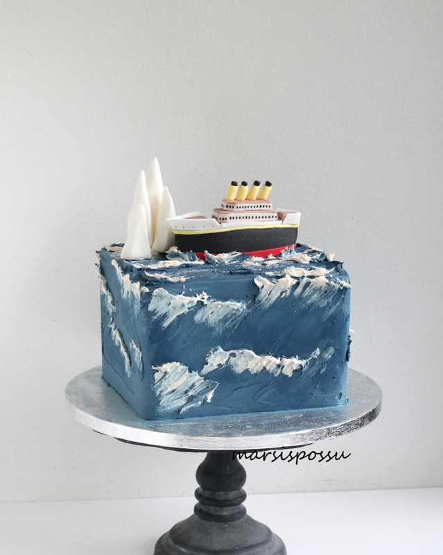 titanic-kakku