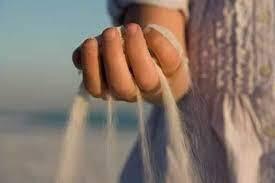 फिसलती रेत