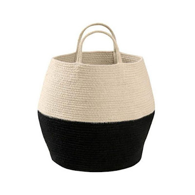 lorena canals basket for planter