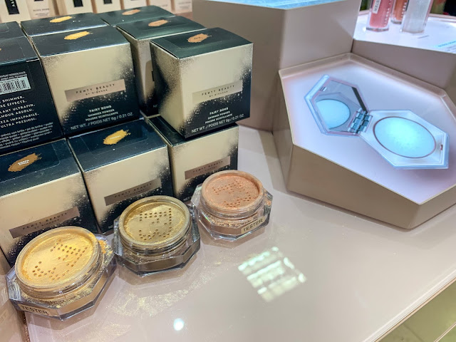 Fenty Beauty Fairy Bomb Powders