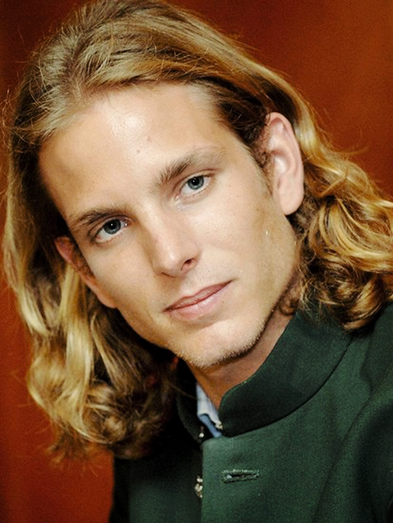 Andrea For Genesis Young Teen Julie: Andrea Albert Pierre Casiraghi Profile Photos