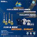 Jasa Raharja Run & Ride Challenge • 2020