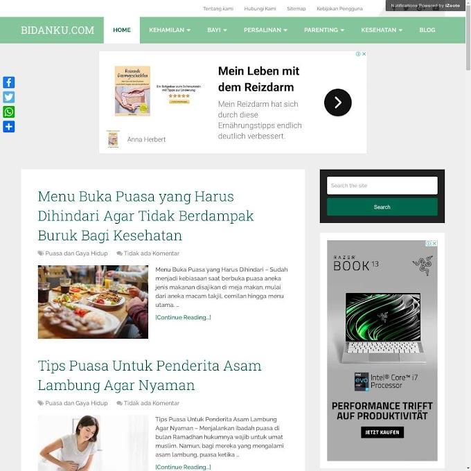 Bidanku.com   Website Referensi untuk Kesehatan Anak Anda