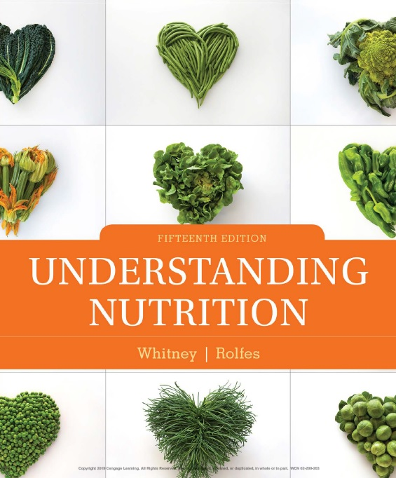 Understanding Nutrition, Fifteenth Edition
