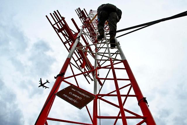 Glide slope antenna