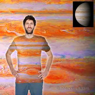 Threadless submission for Jupiter All Over