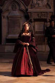 Jimena Larraguival as Queen Katherine (Henry VIII)
