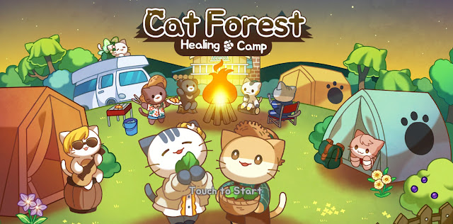 Cat Forest, Game Android Buat Kalian Yang Suka Kucing