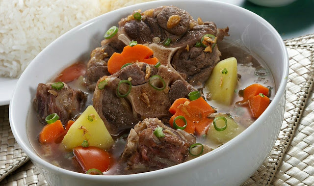 Resepi Sup Daging Ala Thai