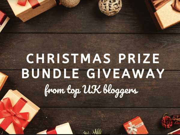 Huge christmas giveaway with prizes over £1000