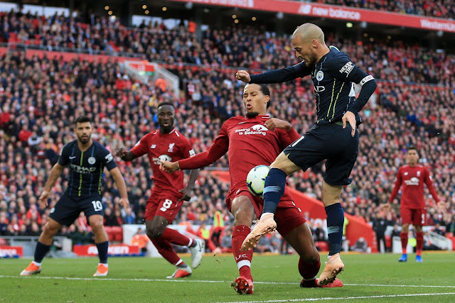 Prediksi Bola Liverpool vs Manchester City Final Community Shield 2019