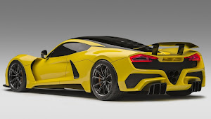 Hennessey's Venom F5 will have more than 1,600bhp