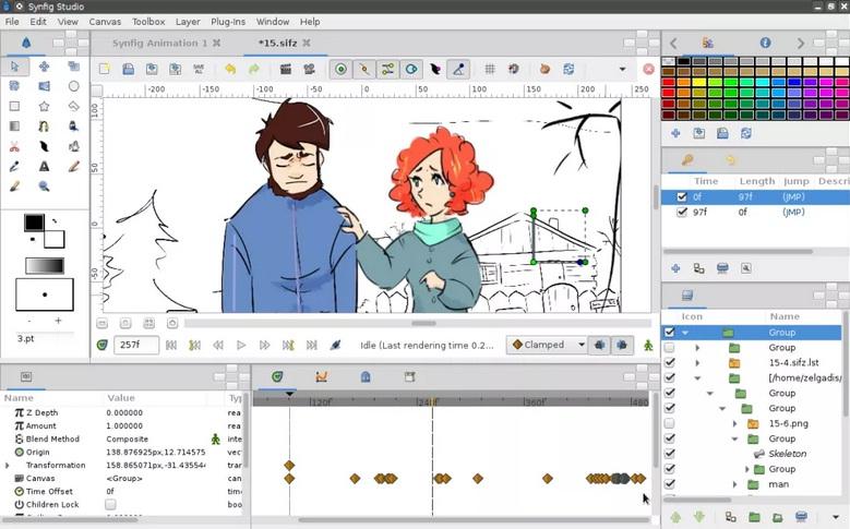 software animasi terbaik