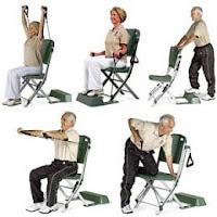 sitting exercise