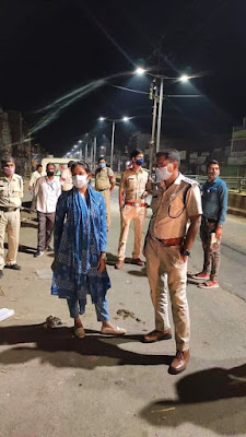Madhya Pradesh के Shahdol Distric Beohari क्षेत्र की SDM Priyanshi Bhanwar ने लोगों से अपील की कि वे इस महामारी में प्रशासन की और लोगों की मदद करें