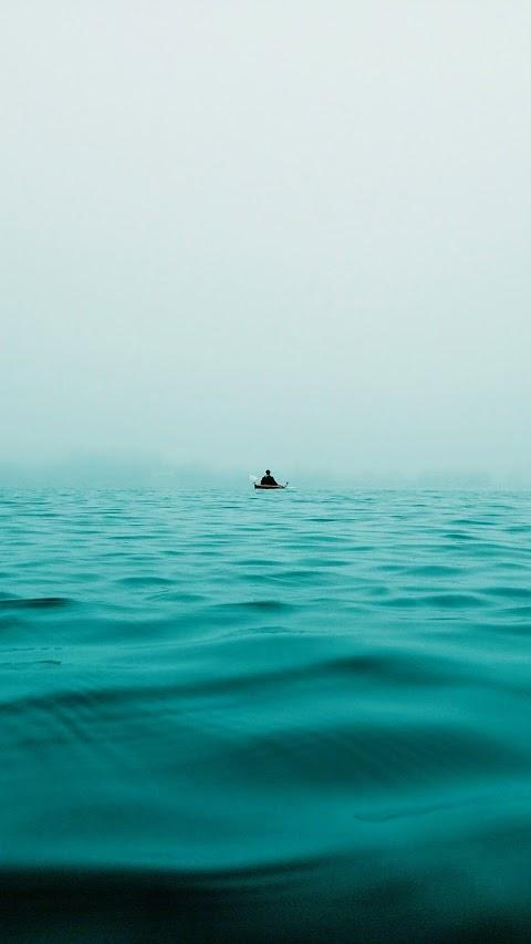 Lênh Đênh Trên Biển