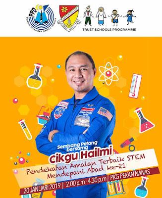 Kongsi Amalan Terbaik STEM di SK Pekan Nanas